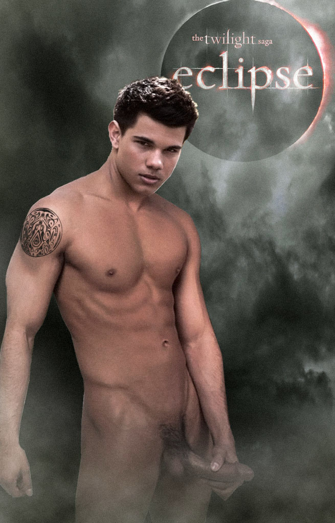 For Jacob black with naked